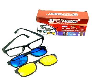 3 In 1 Magic Vision Sunglass