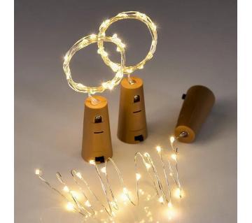 Fairy String Cork Light