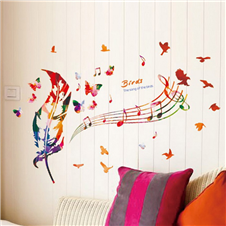 Song of the Birds Wall Sticker