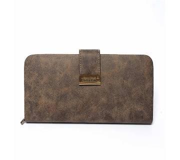 Vintage ওয়ালেট - Brown (L)