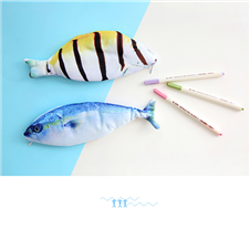 Exclusive Fish Pencil Case