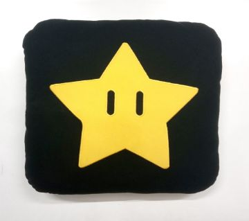 Pillow- Super Soft Star Decoration Pillow- 6 Pcs