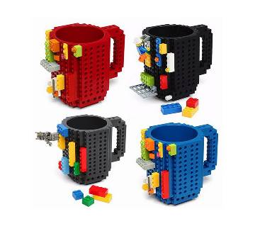 Creative Lego Mug