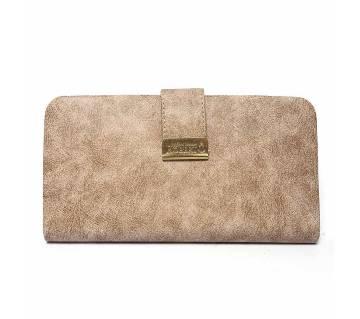 Vintage Wallet - Brown (L)
