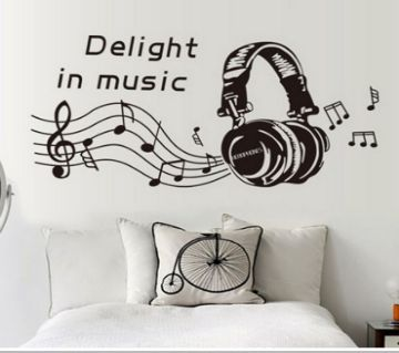 Retro Wall Sticker