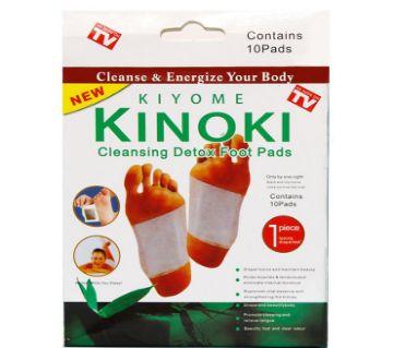 KINOKI  Cleansing Detox Foot Pads - 10 Pads