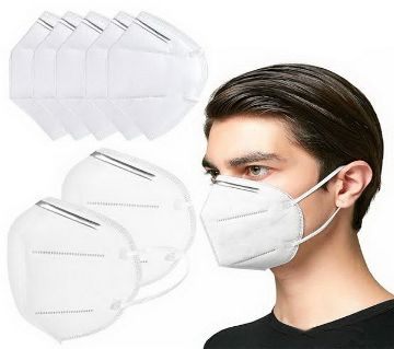 KN95 Mask- 06 Pcs