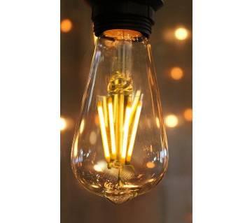 Antique Edison Light with Holder- Regular