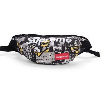 Supreme Printed Waist Bag- 08