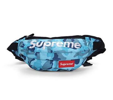 Supreme Printed Waist Bag- 07