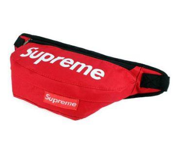 Supreme Printed Waist Bag- 02