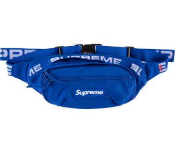Supreme Exclusive Waist Pack- Blue