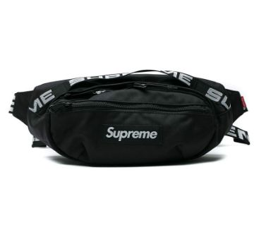 Supreme Exclusive Waist Pack- Black