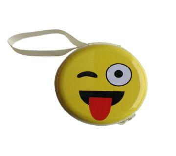 Emoji Earphone Box- Tounge