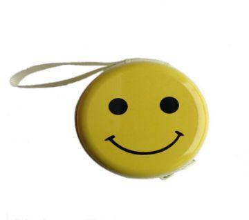 Emoji Earphone Box- Smile