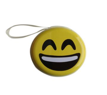 Emoji Earphone Box- Haha