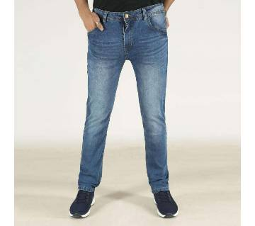 Denim pant for men-blue