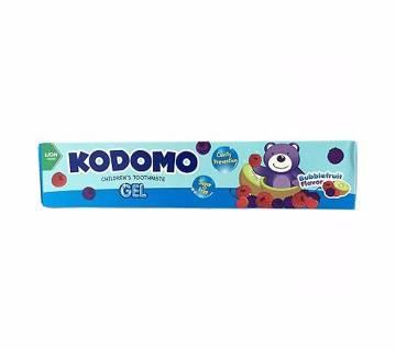 Kodomo বেবি টুথপেস্ট - Bubblefruit (৪০ গ্রাম)