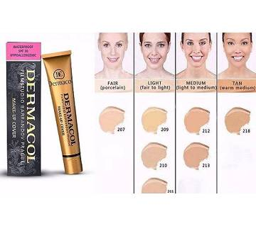 Dermacol Foundation & Concealer