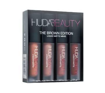 Huda Beauty The Brown Edition