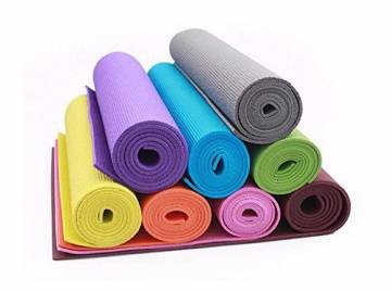 Yoga and exercise mat 1 pc