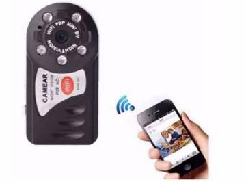 Q7 মিনি HD WI-FI IP ক্যামেরা