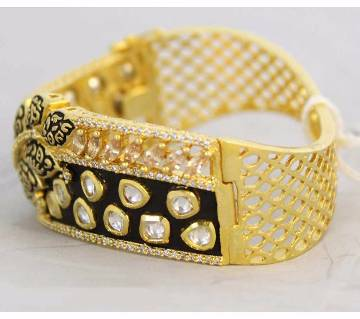 Indian Gold plated Stylish Bangle