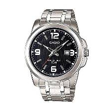 Casio Stainless Steel Analog Watch
