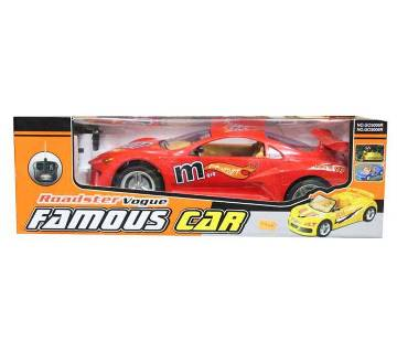 Famous car toy for kids