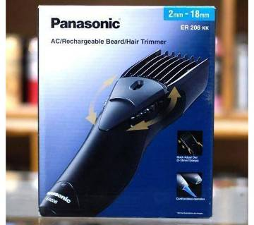 Panasonic ER206K Trimmer For Men