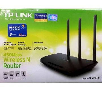 Tp-Link TL WR940N Wireless Router