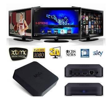 MXQ অ্যান্ড্রয়েড স্মার্ট টিভি বক্স