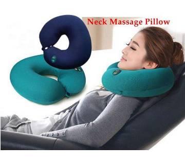 Neck Massager Travel Pillow (1 piece)