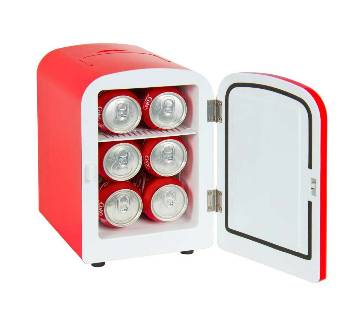Portable mini refrigerator-4 liter