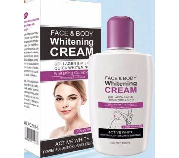 Aichun Beauty Face & Body Whitening Cream (Thailand)