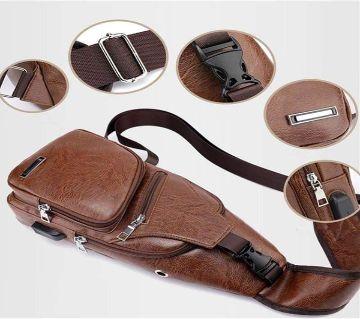 Crossbody Fashion Backpack