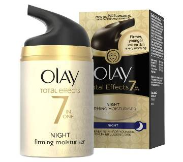 Olay Total Effects cream night 50 gm