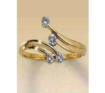 Golden Finger Ring for Women