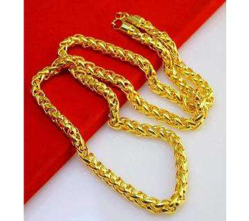 Golden Color Chain for Women