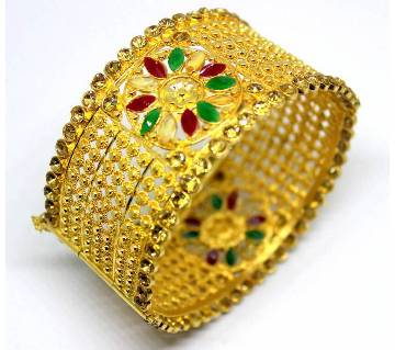 Indian gold plated bangles-1 pc