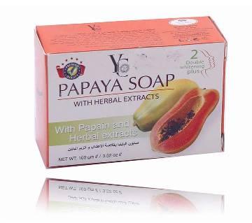 YC Papaya Soap