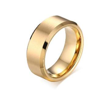 Gold Plated Finger Ring for Men(100%Color Guarantee)
