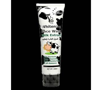 YC whitening face wash with milk extract