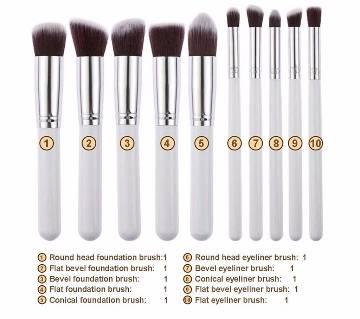 Pro 10pcs Makeup Brushes Set