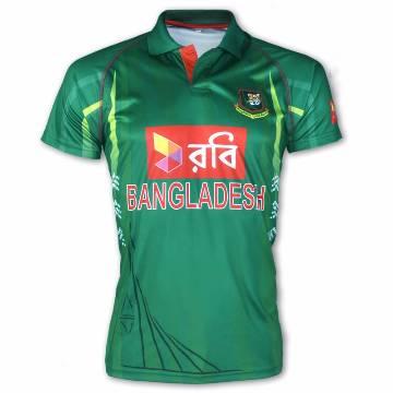 বাংলাদেশ ক্রিকেট টিম জার্সি 2017