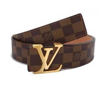 Louis Vuitton মেনজ ক্যাজুয়াল বেল্ট (কপি)