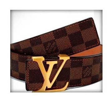 Louis Vuitton Gents Casual Belt