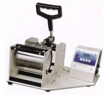 Single Chamber Mug Press Machine