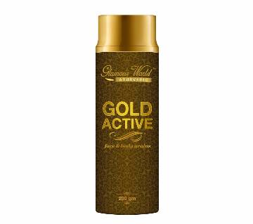 Glamour World Gold active Face Pack