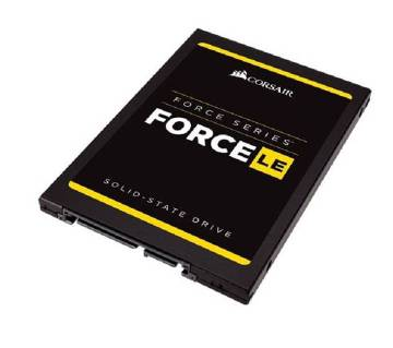 Corsair ইন্টার্নাল 480GB SSD Force Le - ব্ল্যাক